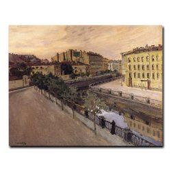 Екатерининский канал в Петербурге. Яремич Степан Петрович