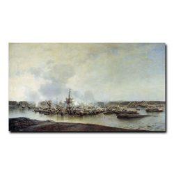 Сражение при Гангуте 27 июля 1714 года. Боголюбов Алексей Петрович