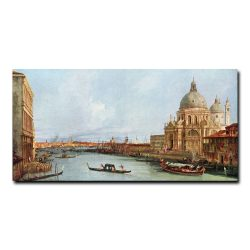 Санта-Мария делла Салюте, Венеция, Каналетто (Джованни Антонио Каналь)