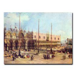 Венеция. Площадь Сан-Марко Каналь Джованни Антонио (Каналетто)