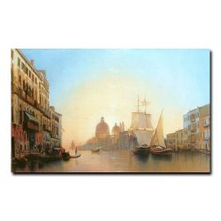 Вид Большого канала в Венеции Мордвинов Александр Николаевич