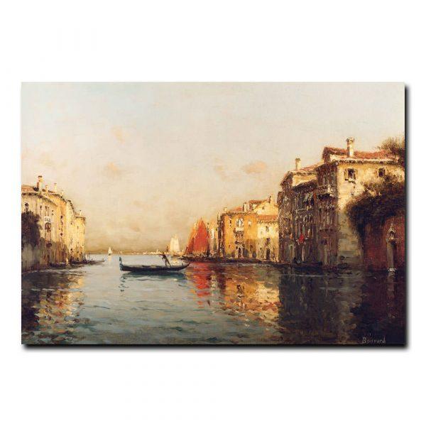 Венецианский пейзаж Бувард Антуан (Antoine Bovard)