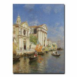 Санкт-Мария-дель-Росарио, Венеция Санторо Рубенс (Rubens Santoro)