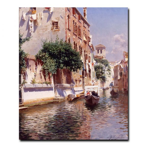 Канал Святых Апостолов Санторо Рубенс (Rubens Santoro)