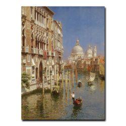 Большой канал, Венеция Санторо Рубенс (Rubens Santoro)